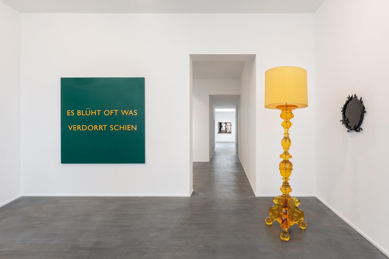 Image for Exhibition at Waldmannstrasse 6, Zurich