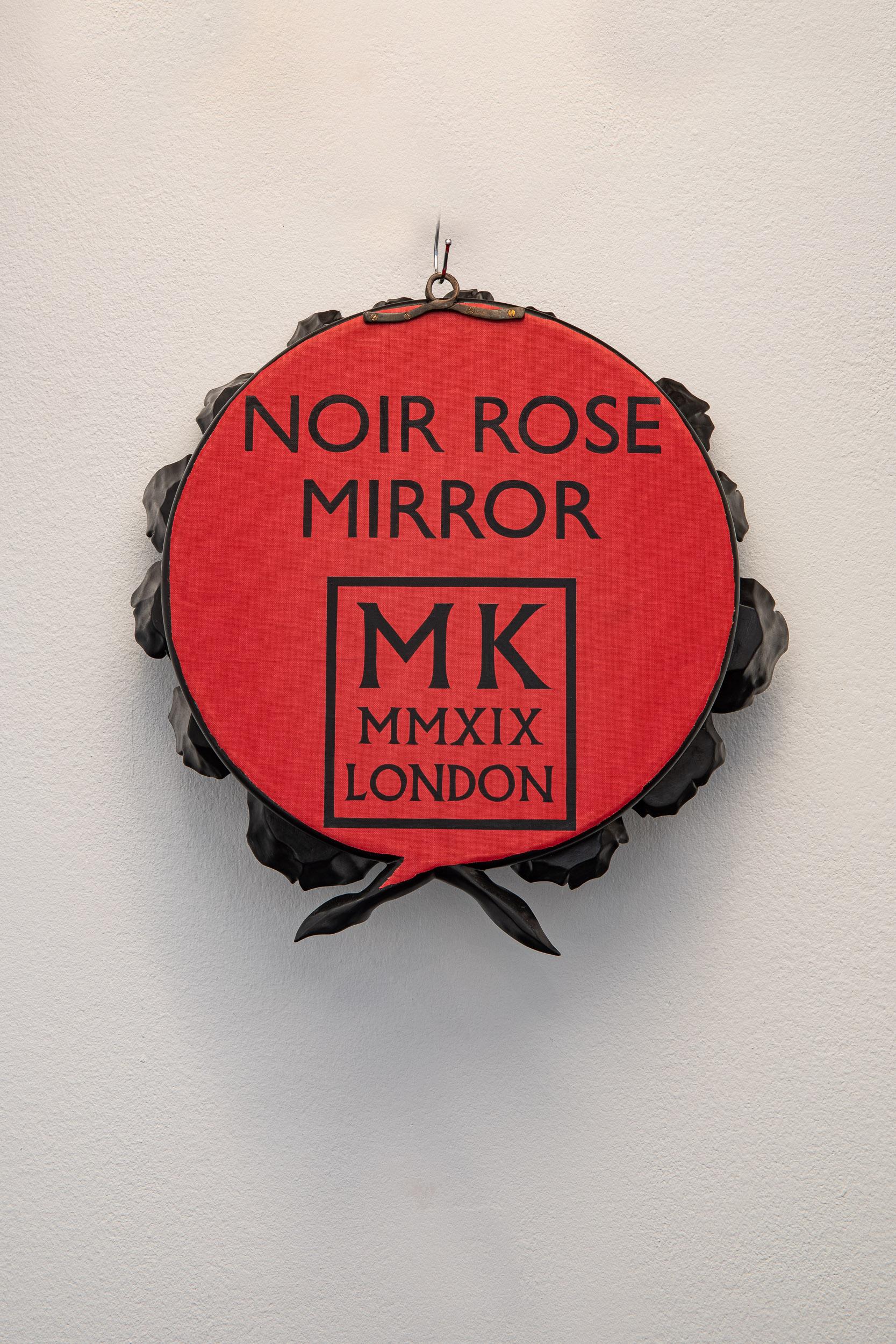 Image for Noir Rose Mirror