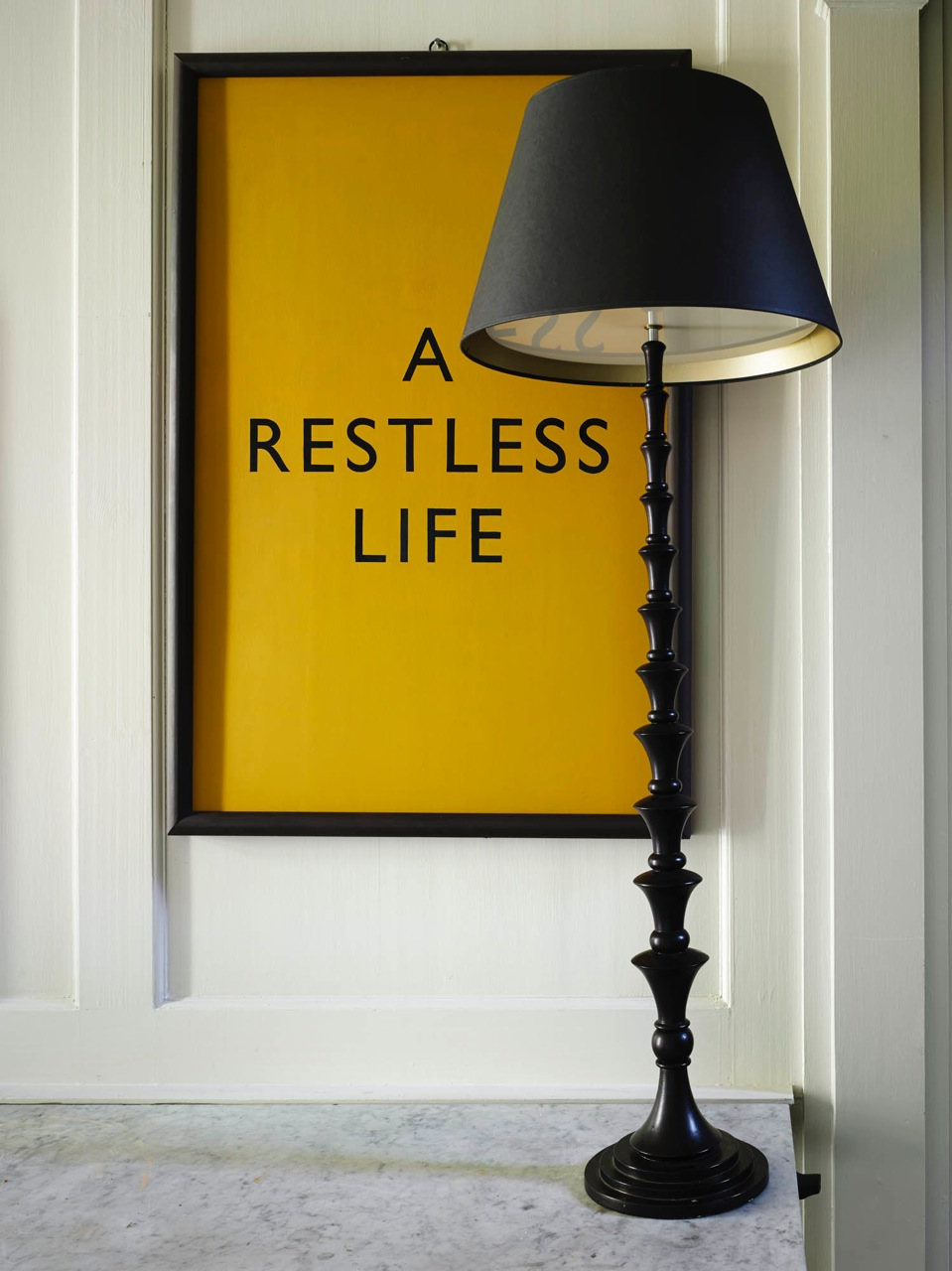Image for A Restless Life