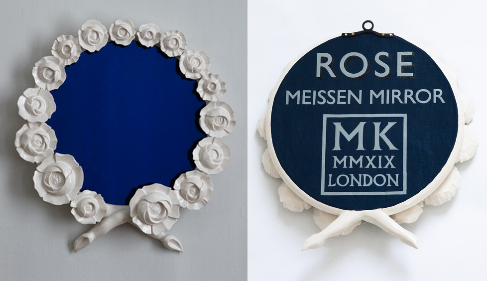 Image for Meissen Mirror